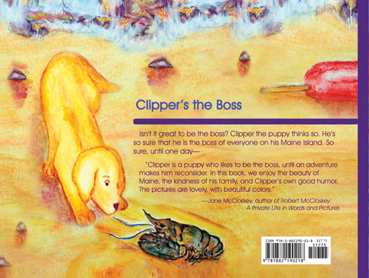 Clipper's the Boss_cover_600dpi_max_RGB