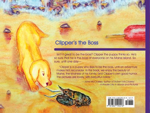 Clipper's the Boss_cover_600dpi_max_RGB